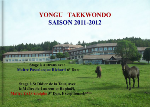 album 2011-2012 stage