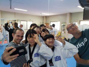 Jour 9 – 3ème jour stage Taekwondo – Yongu Taekwondo