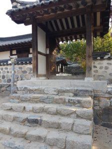 visite village Namsangol Hanok