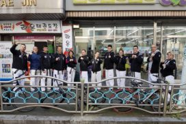 Jour 8 - 2ème jour stage Taekwondo - Yongu Taekwondo